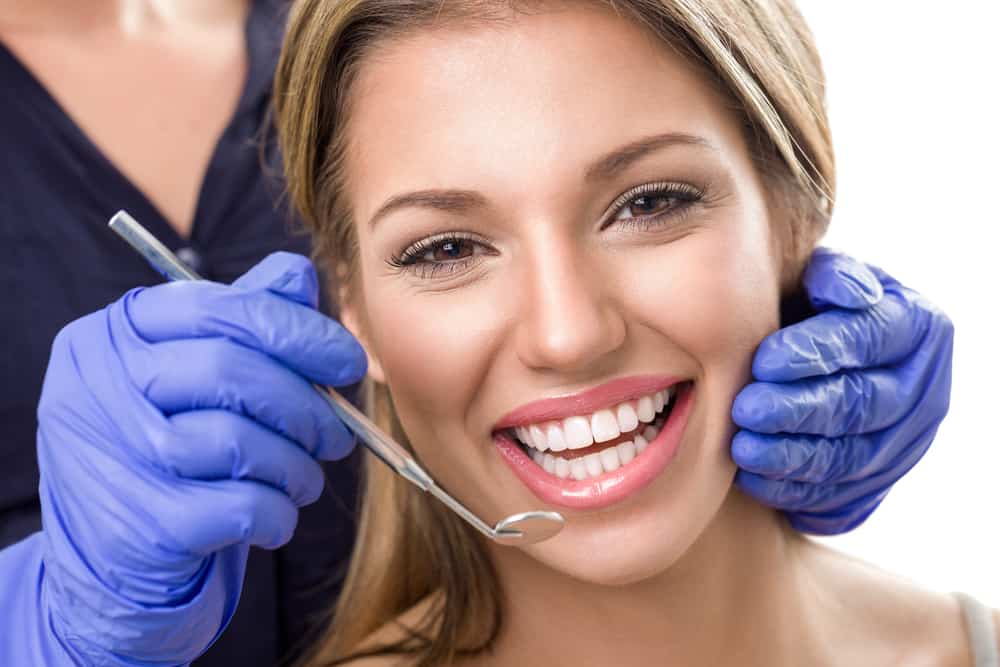 dental check-up process